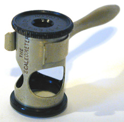 The Scaleometer